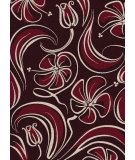 RugStudio presents Radici Usa Bella 1814 Brown Machine Woven, Good Quality Area Rug