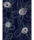RugStudio presents Radici Usa Bella 1816 Blue Machine Woven, Good Quality Area Rug