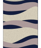 RugStudio presents Radici Usa Bella 1817 Blue Machine Woven, Good Quality Area Rug