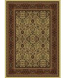 RugStudio presents Radici Usa Castello Series 1194 Ivory Machine Woven, Good Quality Area Rug