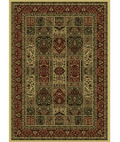RugStudio presents Radici Usa Castello 1195 Ivory Machine Woven, Good Quality Area Rug