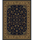 RugStudio presents Radici Usa Castello 953 Blue Machine Woven, Good Quality Area Rug
