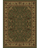 RugStudio presents Radici Usa Castello 953 Green Machine Woven, Good Quality Area Rug