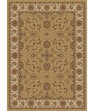 RugStudio presents Radici Usa Como 1592 Beige Machine Woven, Good Quality Area Rug
