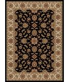 RugStudio presents Radici Usa Como 1592 Black Machine Woven, Good Quality Area Rug