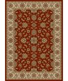 RugStudio presents Radici Usa Como 1592 Brick Machine Woven, Good Quality Area Rug