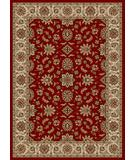 RugStudio presents Radici Usa Como 1592 Red Machine Woven, Good Quality Area Rug