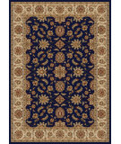 RugStudio presents Radici Usa Como 1592 Blue Machine Woven, Good Quality Area Rug