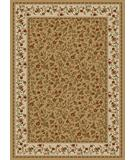 RugStudio presents Radici Usa Como 1593 Beige Machine Woven, Good Quality Area Rug