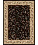 RugStudio presents Radici Usa Como 1593 Black Machine Woven, Good Quality Area Rug