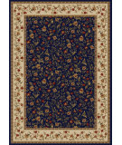 RugStudio presents Radici Usa Como 1593 Blue Machine Woven, Good Quality Area Rug