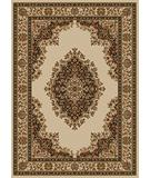 RugStudio presents Radici Usa Como 1595 Ivory Machine Woven, Good Quality Area Rug