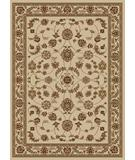 RugStudio presents Radici Usa Como 1596 Ivory Machine Woven, Good Quality Area Rug