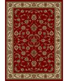 RugStudio presents Radici Usa Como 1596 Red Machine Woven, Good Quality Area Rug