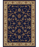 RugStudio presents Radici Usa Como 1596 Blue Machine Woven, Good Quality Area Rug