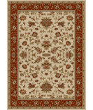 RugStudio presents Radici Usa Como 1597 Ivory Machine Woven, Good Quality Area Rug