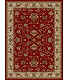 RugStudio presents Radici Usa Como 1597 Red Machine Woven, Good Quality Area Rug
