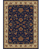 RugStudio presents Radici Usa Como 1597 Blue Machine Woven, Good Quality Area Rug