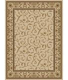 RugStudio presents Radici Usa Como 1599 Ivory Machine Woven, Good Quality Area Rug
