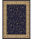 RugStudio presents Radici Usa Como 1599 Blue Machine Woven, Good Quality Area Rug