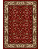 RugStudio presents Radici Usa Como 1600 Red Machine Woven, Good Quality Area Rug