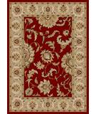 RugStudio presents Radici Usa Como 1621 Red Machine Woven, Good Quality Area Rug