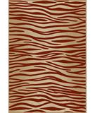 RugStudio presents Radici Usa Como Contemporary 1704 Brick Machine Woven, Good Quality Area Rug