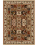 RugStudio presents Radici Usa Como 1834 Ivory Machine Woven, Good Quality Area Rug