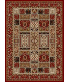 RugStudio presents Radici Usa Como 1834 Red Machine Woven, Good Quality Area Rug