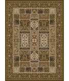 RugStudio presents Radici Usa Como 1834 Green Machine Woven, Good Quality Area Rug