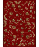 RugStudio presents Radici Usa Como 1835 Red Machine Woven, Good Quality Area Rug