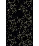 RugStudio presents Radici Usa Italia 1790 Black Machine Woven, Good Quality Area Rug