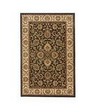 RugStudio presents Radici Usa Noble 1305 Black Machine Woven, Good Quality Area Rug
