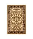 RugStudio presents Radici Usa Noble 1305 Ivory Machine Woven, Good Quality Area Rug
