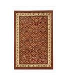 RugStudio presents Radici Usa Noble 1308 Burgundy Machine Woven, Good Quality Area Rug