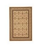 RugStudio presents Radici Usa Noble 1308 Ivory Machine Woven, Good Quality Area Rug