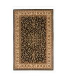 RugStudio presents Radici Usa Noble 1318 Black Machine Woven, Good Quality Area Rug