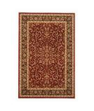 RugStudio presents Radici Usa Noble 1318 Burgundy Machine Woven, Good Quality Area Rug
