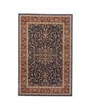 RugStudio presents Radici Usa Noble 1318 Navy Machine Woven, Good Quality Area Rug