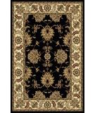 RugStudio presents Radici Usa Noble 1330 Black Machine Woven, Good Quality Area Rug