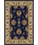 RugStudio presents Radici Usa Noble 1330 Navy Machine Woven, Good Quality Area Rug