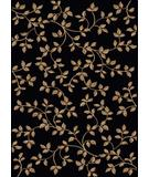 RugStudio presents Radici Usa Vesuvio 1646 Black Machine Woven, Good Quality Area Rug