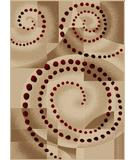 RugStudio presents Radici Usa Vesuvio 1675 Ivory Machine Woven, Good Quality Area Rug