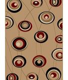 RugStudio presents Radici Usa Vesuvio 1676 Beige Machine Woven, Good Quality Area Rug