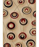 RugStudio presents Radici Usa Vesuvio 1676 Ivory Machine Woven, Good Quality Area Rug