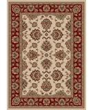 RugStudio presents Radici Usa Vesuvio 1691 Ivory Machine Woven, Good Quality Area Rug