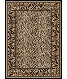 RugStudio presents Radici Usa Vesuvio 1714 Black Machine Woven, Good Quality Area Rug