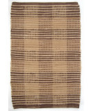 RugStudio presents Ragtime Blocks 64474 Earth Rag Area Rug