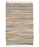 RugStudio presents Ragtime Calico 64485 Pastel Rag Area Rug
