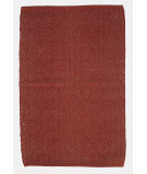 RugStudio presents Ragtime Davenport Diamond Red Rag Area Rug